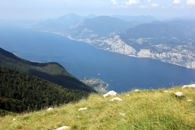 Gardasøen, Monte Baldo